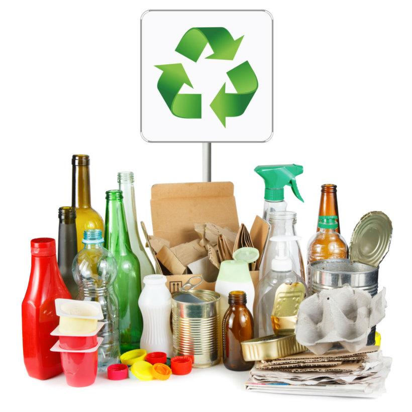 Materiały recyklingowe